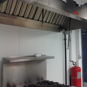 Kitchen Hood Fire Systems